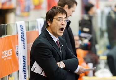 New coach for Japan