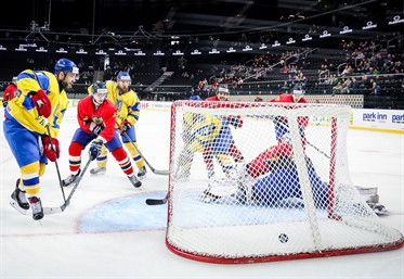 Ukraine blanks Romania
